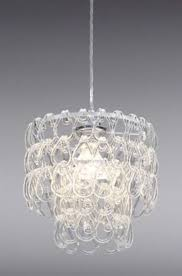 Next Pendant Light Next Tier Glass Easy Fit Pendant Ceiling Light Rrp 50 In