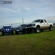 1999 ford f 250 super duty moto metal mo951 rancho suspension lift 8in
