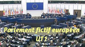 parlement europ n si e parlement fictif européen ut1 represents au 26 02 2018 chez fouc