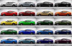 2015 mustang colors 2018 2019 car release specs price
