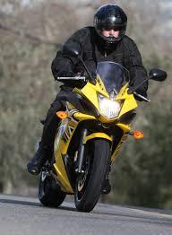all new 2009 yamaha fz6r ideal entry level sport bike 2