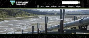 Us Department Of The Interior Bureau Of Land Management The Bureau Of Land Management Website Got A Fossil Fuel Makeover