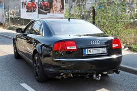a8 audi 2010 spyshots audi a8 scooped inside and out