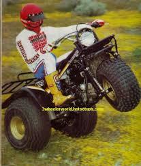 three wheeler world u0027s kawasaki klt 250 4 stroke picture page 1