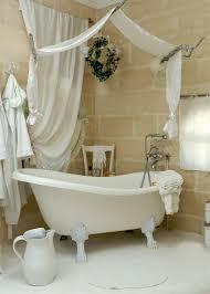 chic bathroom ideas pretty shabby chic bathroom 8 comfy in white with claw bathtub