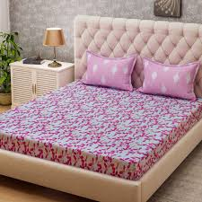Bombay Dyeing Single Bed Sheets Online India Bombay Dyeing Cotton Printed Double Bedsheet Buy Bombay Dyeing