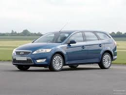 ford mondeo turnier 2 0 tdci technical details history photos on