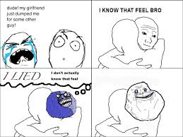 Know Your Meme Forever Alone - image 132243 forever alone know your meme