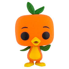 orange bird funko pop arrives september 8th walt disney