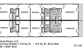 Shotgun Floor Plans Stunning Shot Gun House Plans Ideas House Plans 76771