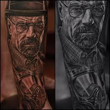 10 badass breaking bad tattoos inkspired magazine