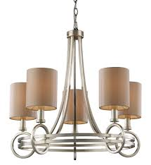 Light Fixtures Nyc by Elk Lighting 31014 6 New York Renaissance Silver 27 Inch 6