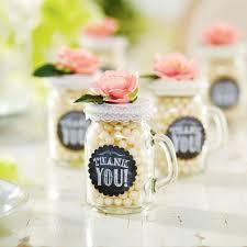 favor jars mini jar mug favors for gifts wrapping