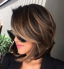 very short highlighted hairstyles 21 adorable choppy bob hairstyles for women 2018