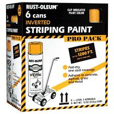 shop rust oleum professional yellow enamel spray paint actual net