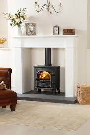 wood burner fireplace surrounds beautiful home design contemporary