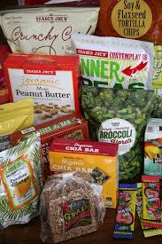best healthy trader joe s snacks popsugar fitness