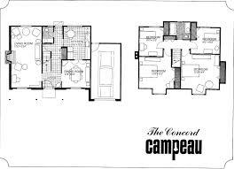 Tara Floor Plan by Mid Century Modern And 1970s Era Ottawa June 2012