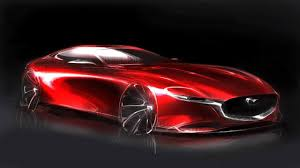 mazda supercar mazda global design director on the rx vision concept car