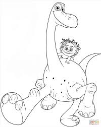 outstanding good dinosaur coloring pictures imagine excellent