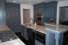Custom Painted Kitchen Cabinets Before U0026 After Kitchen Transformations Decorative Painting By