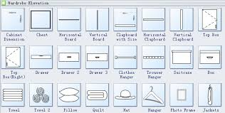 How To Read A Floor Plan Symbols Your Perfect Wardrobe Designer