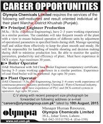 chemical operator resume principal engineer production boiler operator u0026 plant operator