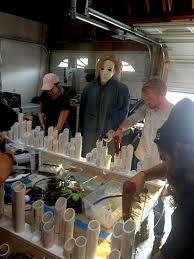 Halloween Prop Making by Dave Lowe Design The Blog