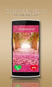 screen caller id apk free screen caller id apk free personalization app for