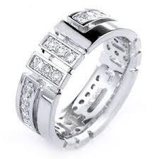 Mens Gold Diamond Wedding Rings by Men U0027s Diamond Wedding Bands