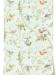 hummingbird wallpaper at anthropologie four walls and a roof
