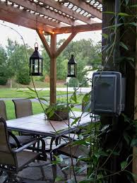 Solar Patio String Umbrella Lights by Features Light Decor Impressive Solar Patio Umbrella Lights