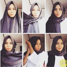 tutorial jilbab remaja yang simple hijab tutorial pashmina simple 2 remaja update remaja update