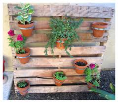 Pallet Garden Wall by Diy Pallet Planter This Abundant Life