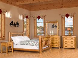 bedroom rustic log bedroom furniture western bedroom under