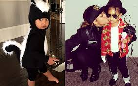 Beyonce Halloween Costumes 10 Celebrity Halloween Costumes 2014 North West Blue Ivy