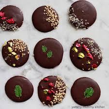 thanksgiving chocolates chocolate recipe dairy free vegan mummy