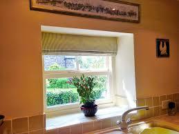 fresh stripes to brighten a cottage kitchen u2013 bespoke curtains