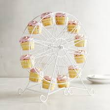 Pier One Bakers Rack Ferris Wheel Cupcake Stand Pier 1 Imports