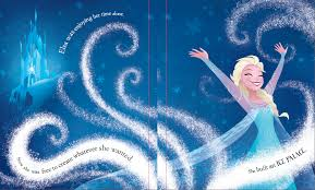image golden book frozen png disney wiki fandom