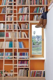 Library Ladders 10 Fun Homes For Grownups By Luke Hopping From Coast Docs Dwell