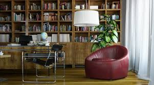 Maroon Sofa Living Room Library All Massive And Small Library Designs On The Show