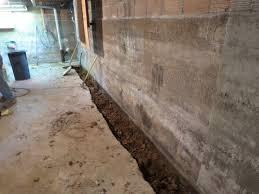 beaver basement waterproofing westby wi basement waterproofing