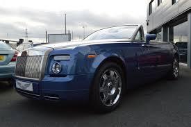 rolls royce phantom blue used rolls royce phantom drophead 2dr auto sold for sale in
