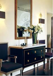 Black And Gold Accent Chair Gorgeous Black Wood Marble Top Chest With Gold Accents Love The