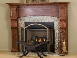 Custom Size Fireplace Screens by Carrington Traditional Wood Fireplace Mantel Surrounds