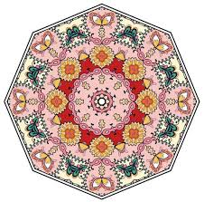 mandala ornaments pattern vintage vector 06 vector ornament