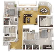 elegant apartment floor plans 2401 pennsylvania ave residences