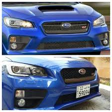 jdm subaru wrx exterior usa vs jdm different front grille subaru impreza
