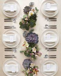 36 ideas for using succulents at your wedding martha stewart